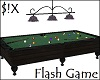 Flash Pool Table