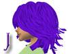 Purple Amy Hair