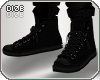 DZ!  Black Sneackers