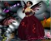 Pink Rose Tips Wings