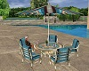 Starr Patio Table