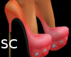 *SC* Pink Summer Pumps