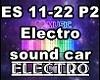♠ Electro sound car P2