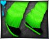 D™~Monster Boots: Green