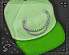 !!S Snapback Green 1