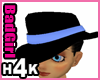 H4K Mafia Hat Blue
