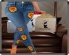 A~ Sunflower Betty Jeans