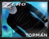 |Z| Topman Black Stripe