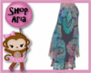 Kids Teen Boho Skirt