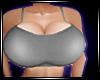 . GG bra - gray