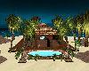Full Moon Beach Hut