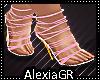 [A] Ria Pink Heels
