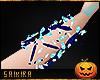 Aquarius Bracelet Right