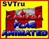 canada flag animated