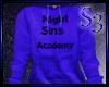 Night Sins Hoodie V2