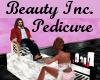 Beauty Inc. Pedicure