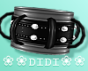 !D! Ankle Cuff Left G