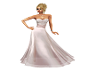 Elena Pale Pink Gown