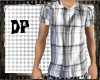 DP Grey Plaid Shirt