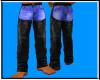 Mens Jeans Chaps Black