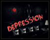 Depression Beanbag
