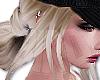Blonde Hat Hair