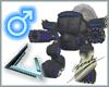 Eisengard (M) ~ BLUE ~