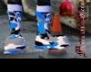 URBAN BLUE DAZ BOOTS