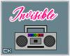 🅺 Rooftop Radio Invis