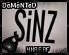 Sinz Head Tat M
