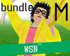[wsn]Rainybundle#Yellow