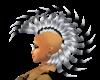 Animated mowhawk B/W