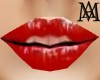 *M.A. Sexy Lips/Red*