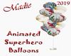 Ani Superheros Balloons