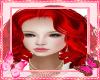 GreenEyed Beauty Head