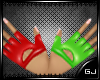 *GJ Bright - gloves v1