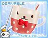 Drv Kawaii Bunny Tea Cup