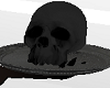 Black Skull Tray
