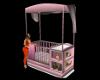(HS) Babymink CribShelve