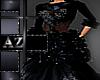*az*falling star  gown