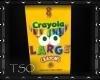 Crayon Box Man