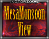 Mesa Monsoon View