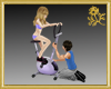 Lovers Spa Exercise Bike