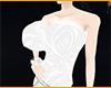 Floral Dress Top (L)
