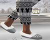 Mic xmas slippers