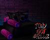 ☽. Comfy Club Chair