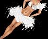 SL White Swan Dress