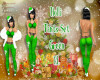 Holli Green Pants Set RL