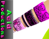 !A~ Poison Wrist Bands