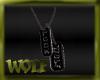 {LW}LoneWolf Dogtags
